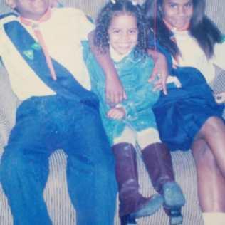 Paulo Vinicius, Rebeca e Raquel como Aventureiros. (Foto: Arquivo pessoal)