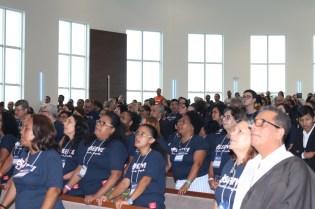 Mais de 600 líderes participaram do programa (Foto: Acervo APL)