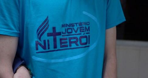 Apesar da base ser no bairro Niterói, os voluntários percorrem toda a cidade