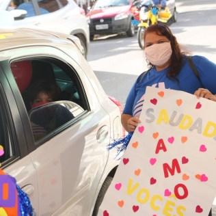 Reencontro entre professores e alunos em Itabuna. (Foto: Marcos Miranda)