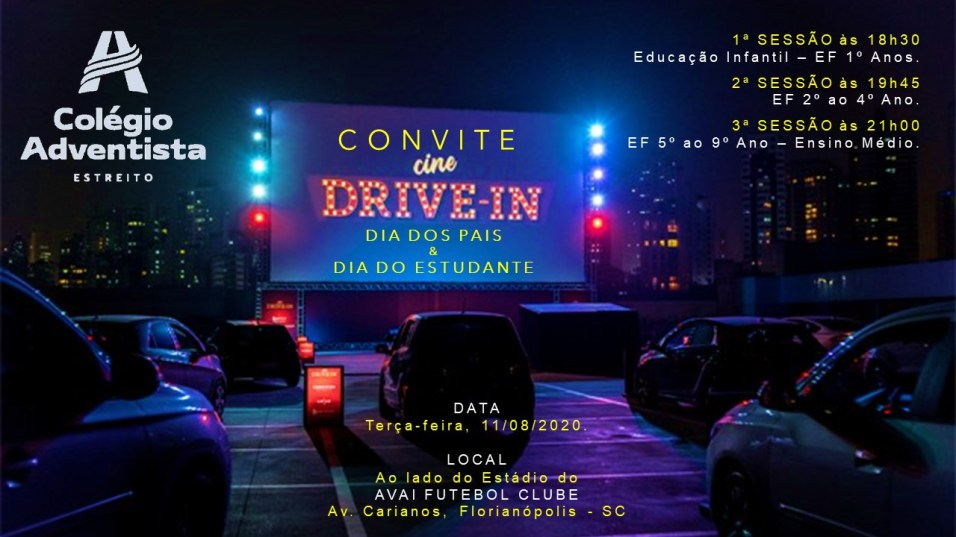 Drive In CAF-E 01