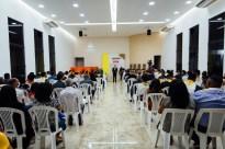 Semana Esperança Viva na Igreja Central do Aureny IV