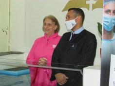 Batismo Marleni Clementina