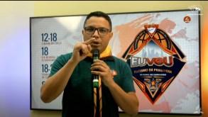 Pastor Josué Carvalho, do sudoeste da Bahia mostrou o incentivo que os clubes e os participantes receberão. (Foto: Reprodução)