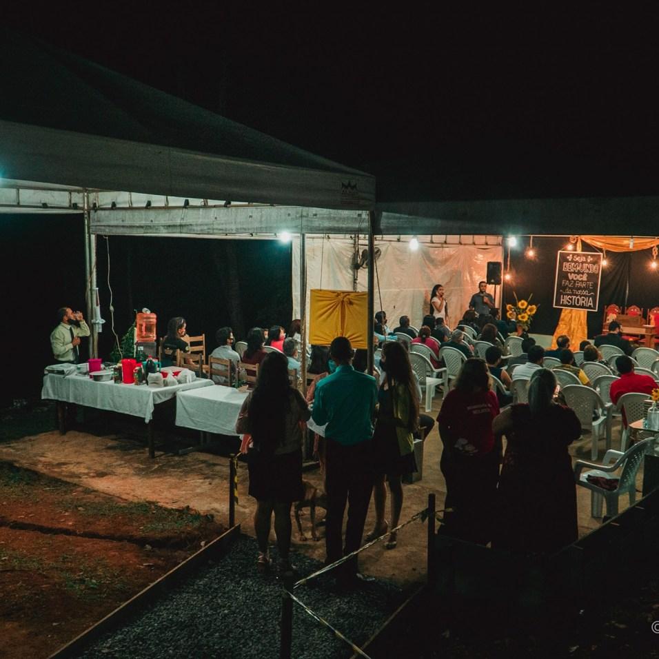 Igreja Adventista Mansões do Bosque. Foto: Paulo Victor Morais