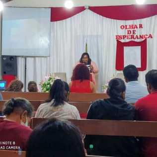 Templos adventistas foram usados como pontos de evangelismo. (Foto: Reprodução)