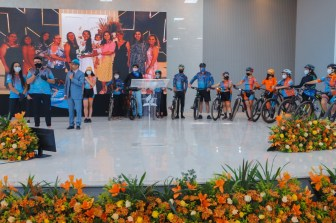 Equipe do Seven Bikers compartilham testemunho
