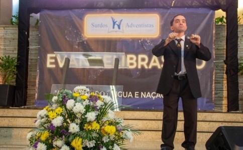 IX Evangelibras na Igreja Central Rio.