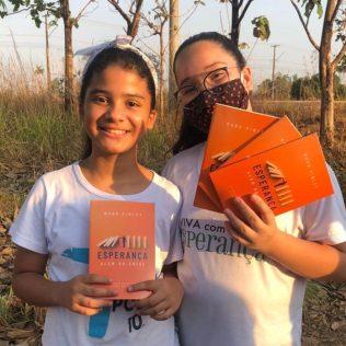 Desafio CPB - entrega de livros