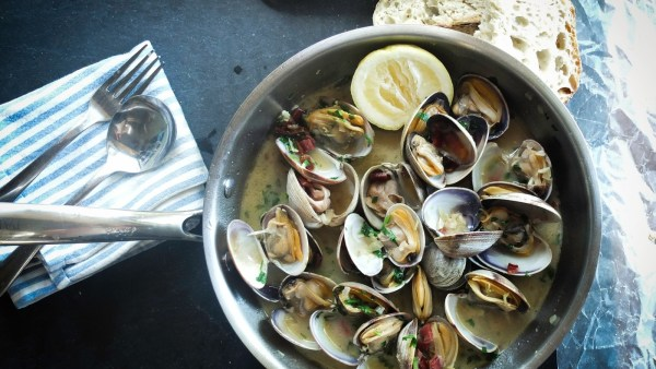 Frutos do mar: moluscos e crustáceos são os mariscos usados na culinária