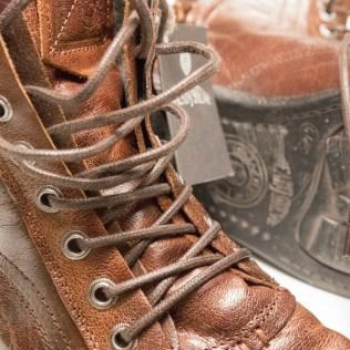 Nobuck está entre as opções de couro mais resistentes e flexíveis