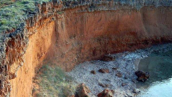 Voçoroca é fenômeno que pode provocar problemas ambientais