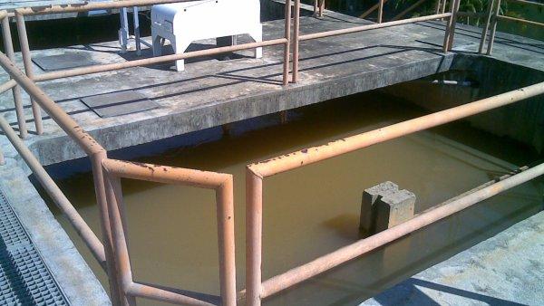 Floculação é um processo químico realizado no tratamento de água