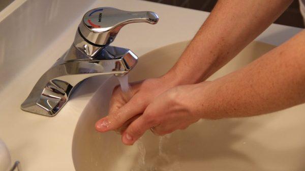 O desinfetante é utilizado no combate de germes e bactérias