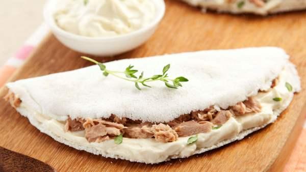 A fécula de mandioca é um produto usado na culinária e na indústria