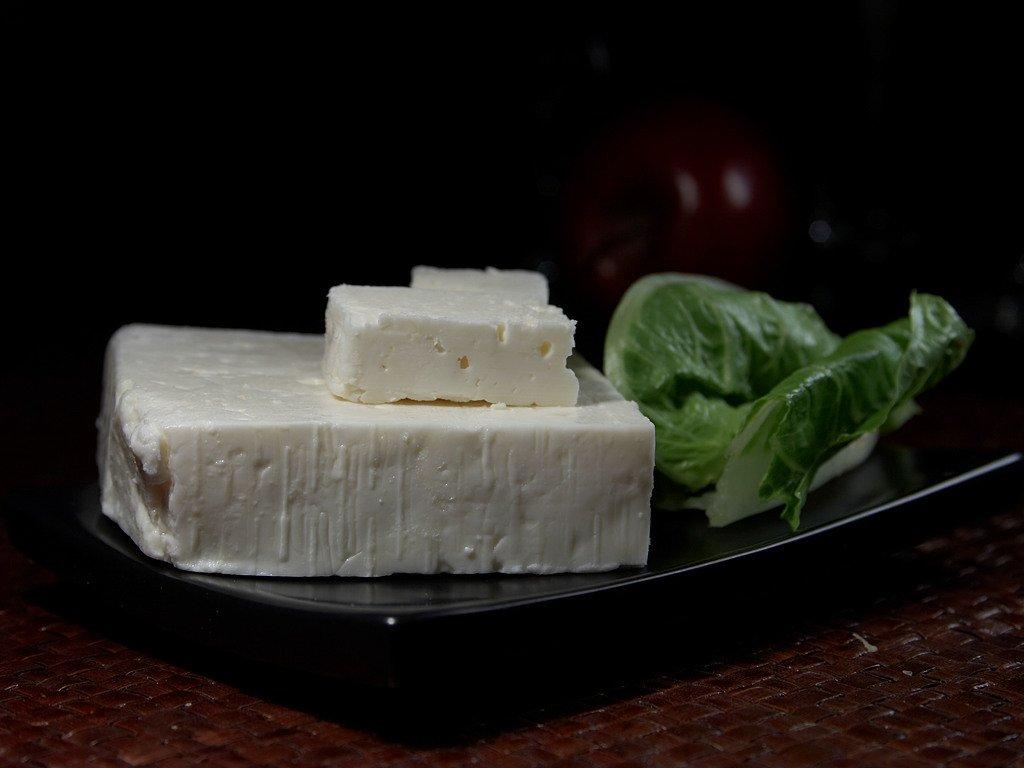 O queijo feta é muito importante para a saúde