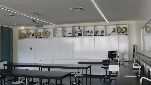BPL garante boas condições de atividades realizadas em laboratórios