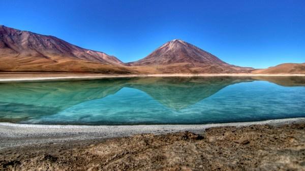 Laguna é o nome dado a uma depressão formada por água