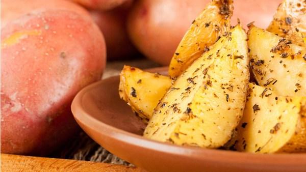 Batata asterix é bastante saborosa e excelente para preparos fritos