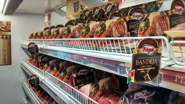 Frigol é uma empresa brasileira de produção e industrialização de carnes