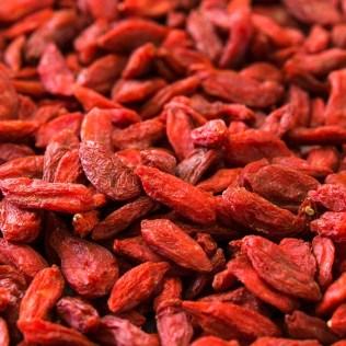Goji berry é uma fruta com grande poder comercial por seus benefícios