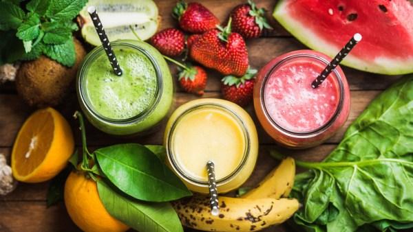 Polpa de fruta é uma das formas mais saudáveis de consumir frutas