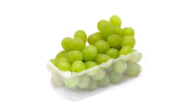 Uva Thompson é uma das variedades de uva mais comercializadas