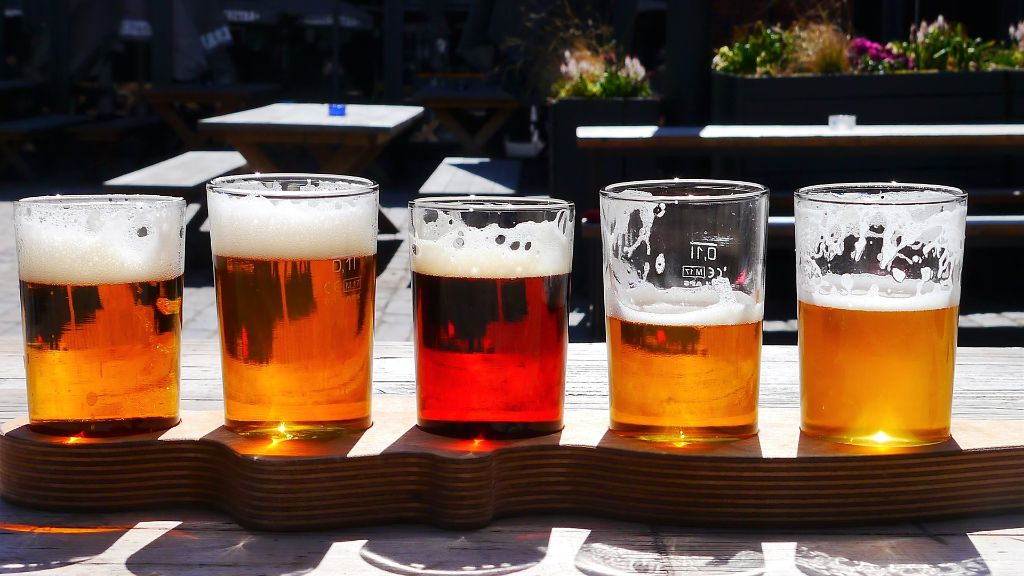 tipos de cerveja