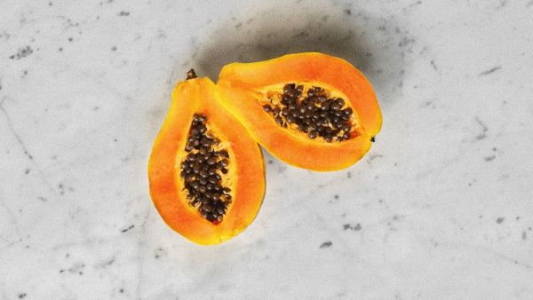 Mamão papaia é fruta tropical de sabor inconfundível