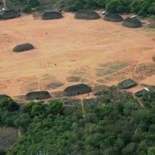 Terras indígenas são tradicionalmente ocupadas pelos indígenas do Brasil