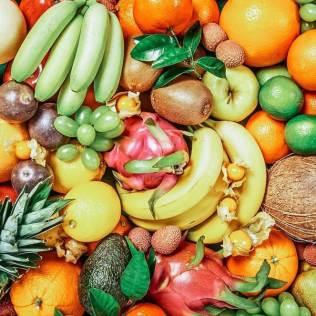 Frutas ricas em fibras devem ser incluídas no cardápio diário