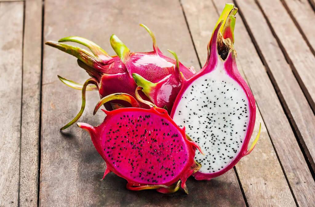 tipos de pitaya