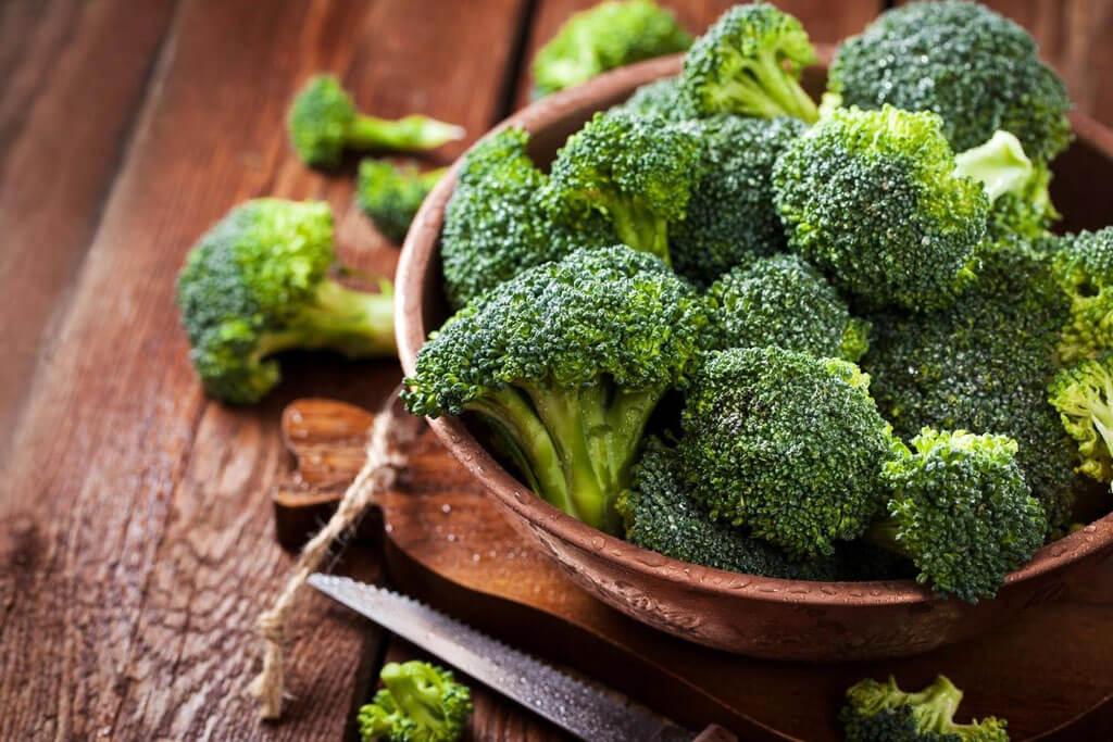 tipos de brócolis