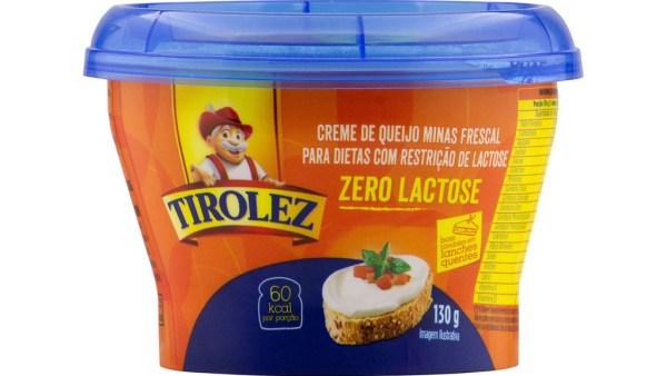 Queijo sem lactose tem enzima lactase inserida em sua produção