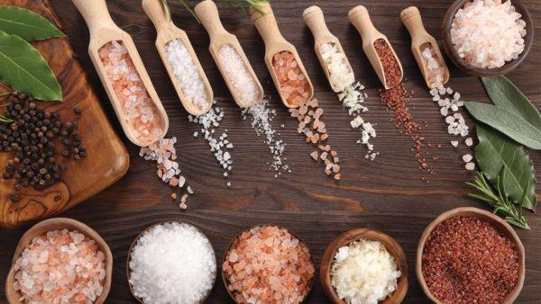 Conheça os principais tipos de sal e veja como usá-los