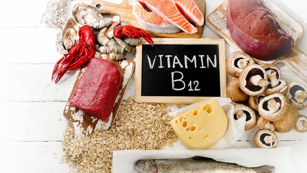 alimentos ricos em vitamina B12