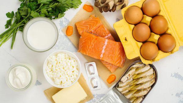 Alimentos ricos em vitamina D são bons para a mente e saúde em geral