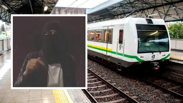 Resultado de imagen para metro medellin encapuchado
