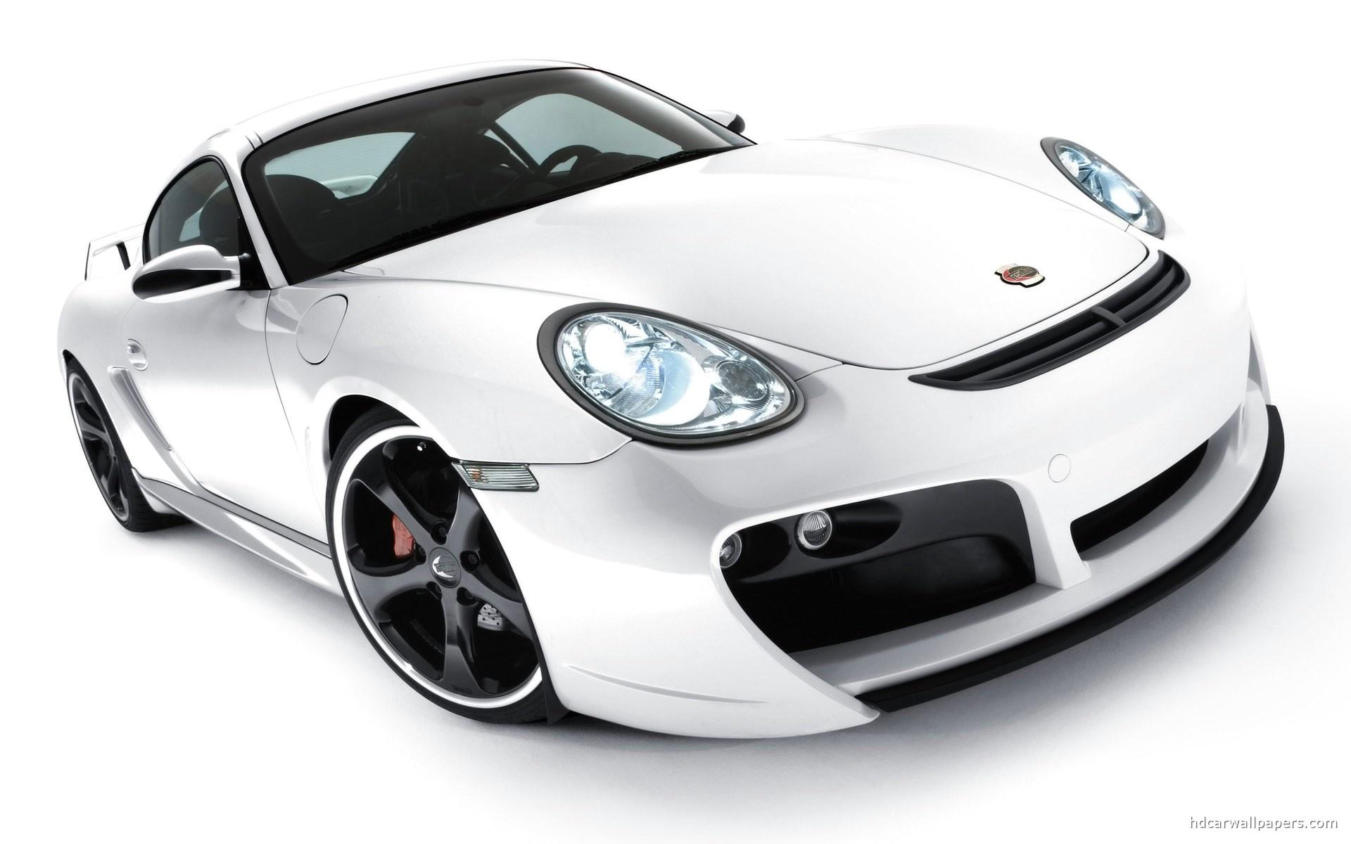 Porsche Cayman Techart Wallpapers In Jpg Format For Free Download