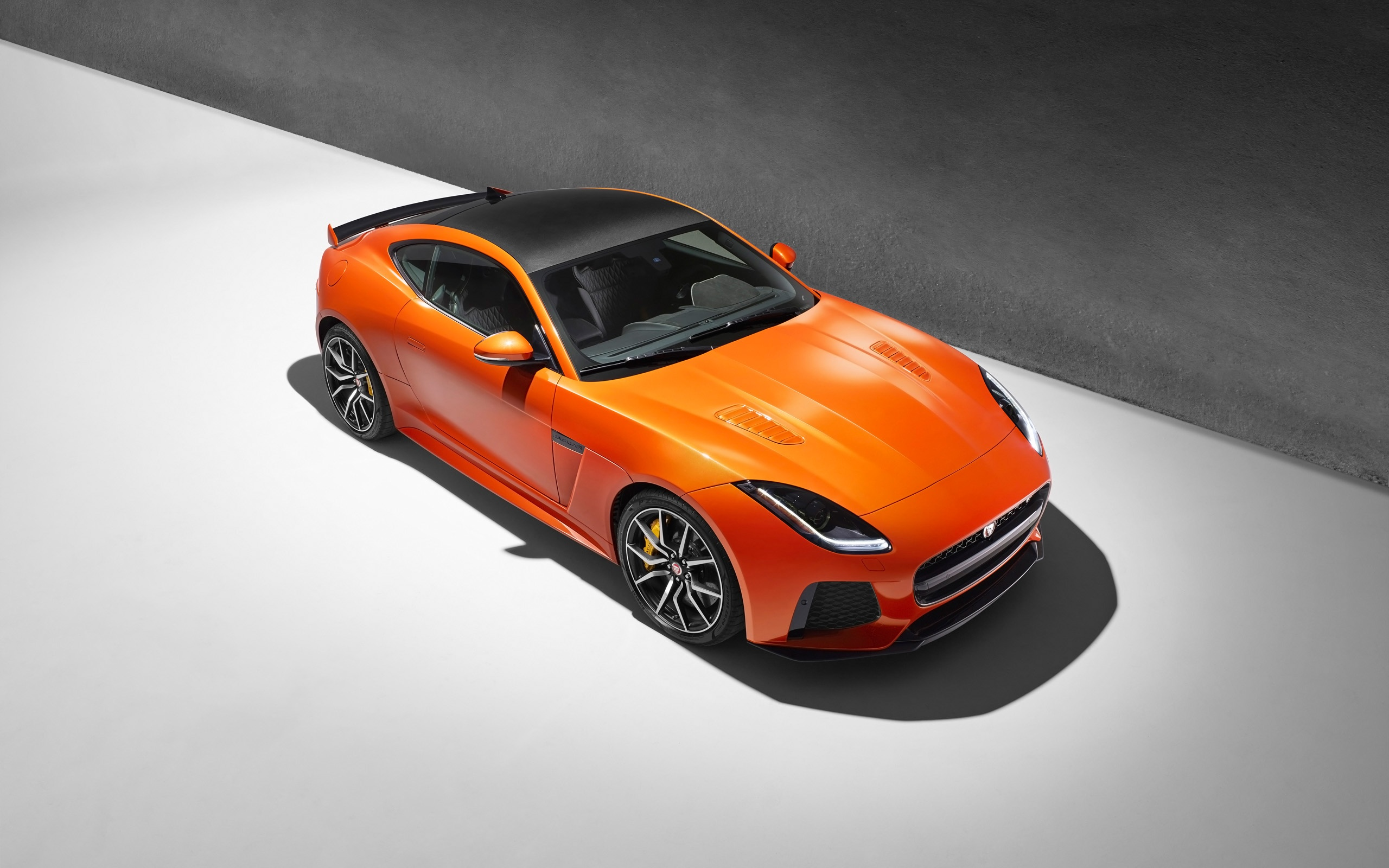 2017 Jaguar F Type Svr Coupe Wallpapers In Jpg Format For Free Download