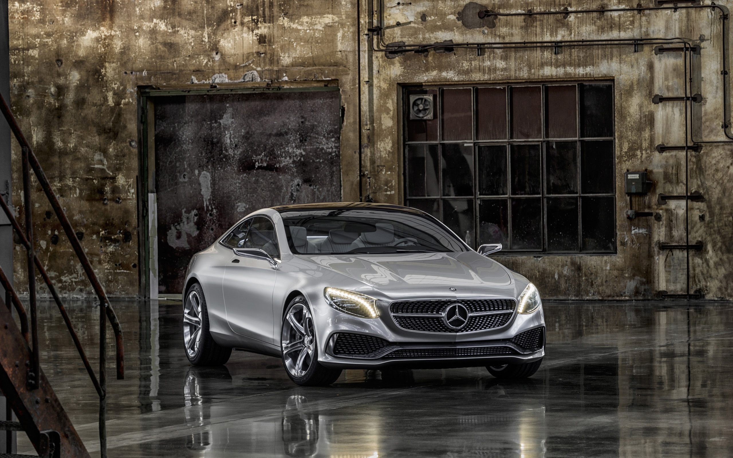 Mercedes Benz S Class Coupe 2013 Wallpapers In Jpg Format For Free