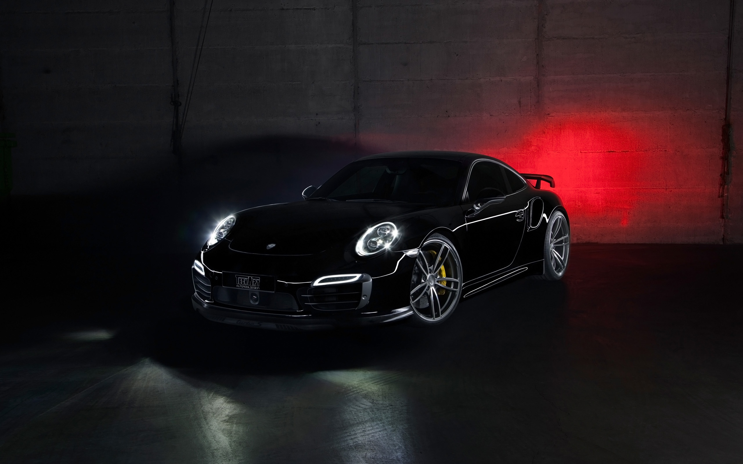 Techart Porsche 911 Turbo Wallpapers In Jpg Format For Free Download