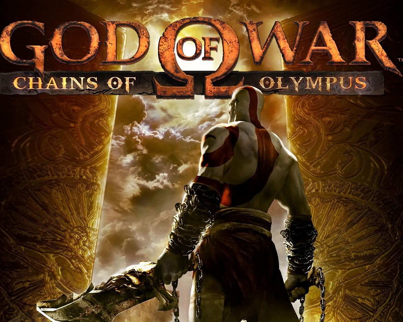 Gta Iv Wallpaper Girl God Of War Chains Of Olympus Wallpaper God Of War Games