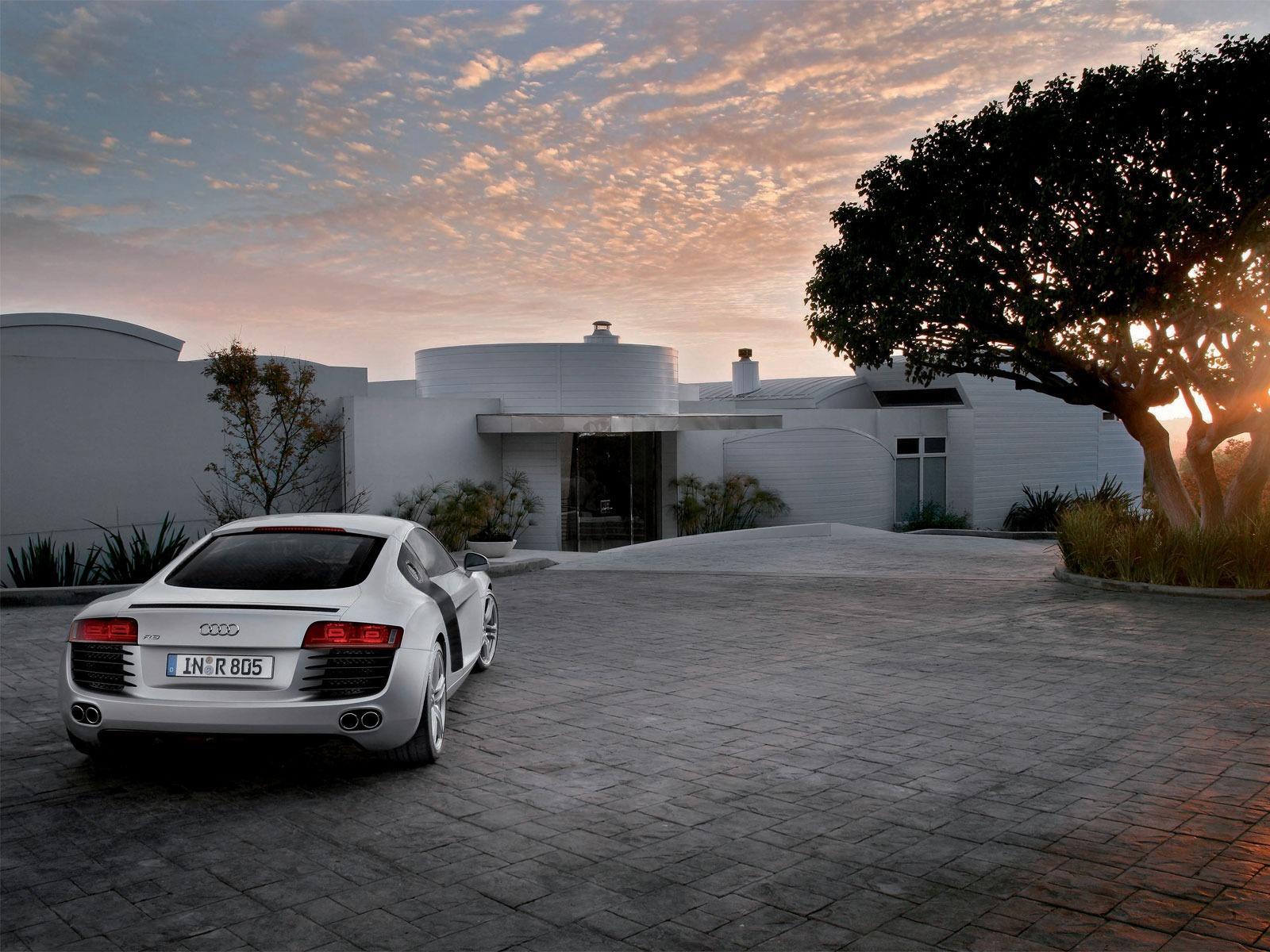 Audi A6 3d Wallpaper Audi R8 Landscape Wallpaper Audi Cars Wallpapers In Jpg