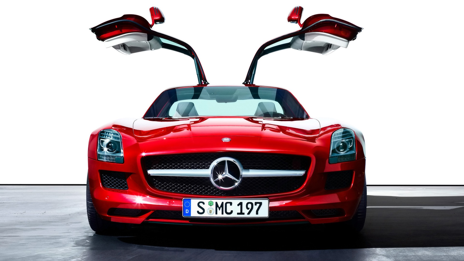 Animated Butterfly Wallpaper Red Mercedes Sls Amg Wallpaper Mercedes Cars Wallpapers In