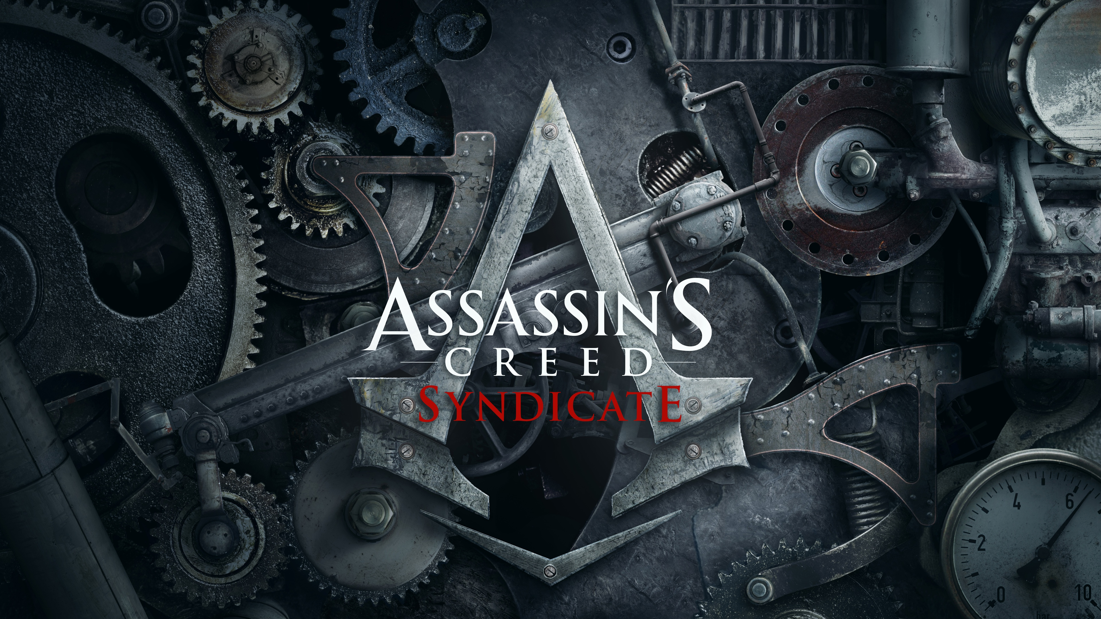 Ubuntu Animated Wallpaper Assassin S Creed Syndicate Logo Wallpapers In Jpg Format