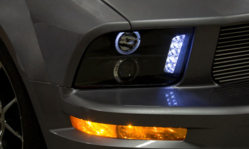 The Bright Idea Premium Mustang Lighting Improves Safety u0026 Style & New Product Alert! Vector Tail Lights for u002705-u002709 Mustangs ... azcodes.com