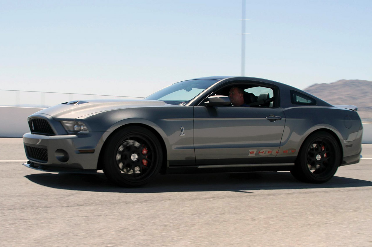 Shelby 1000 Hits the Track at Las Vegas Motor Speedway