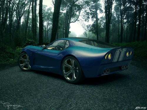 "Hot or Not? Ford ""Snakehead"" Concept Car"