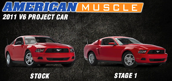 VIDEO Our 2011 V6 Mustang Project is Underway! : ford mustang project cars - markmcfarlin.com